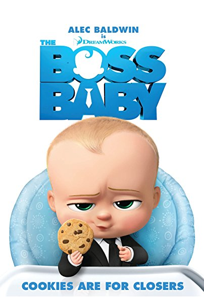 The Boss Baby 2017 1080p BluRay x264-SPARKS