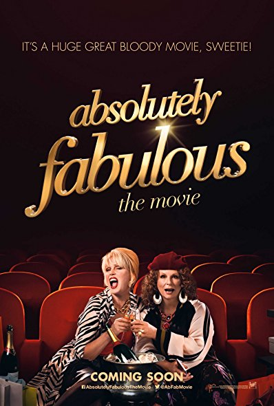 Absolutely Fabulous The Movie 2016 BRRip XviD MP3-XVID
