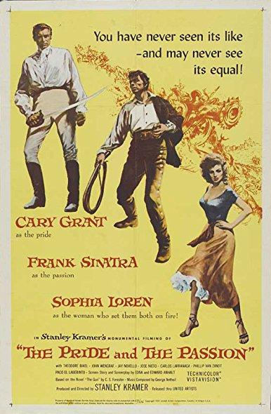 The Pride and the Passion 1957 1080p BluRay x264-SADPANDA