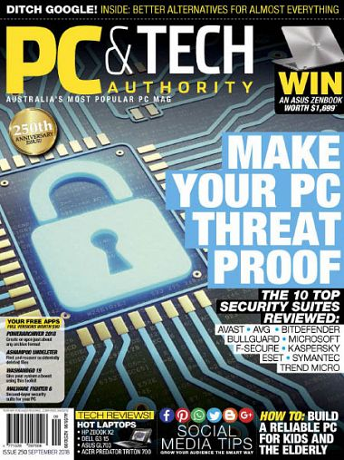 PC & Tech Authority – September 2018
