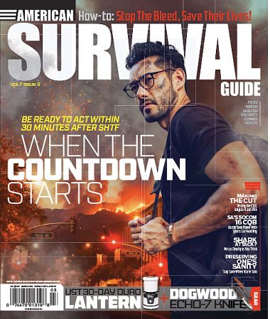 American Survival Guide – March 2018