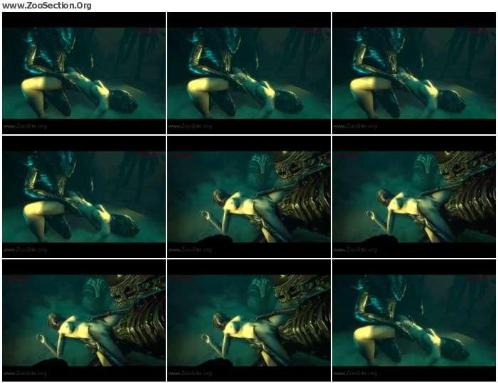 8c7c581252740964 - Femshep raped by Xenomorph - Naughty Machinima 3 [Anime / Hentai]