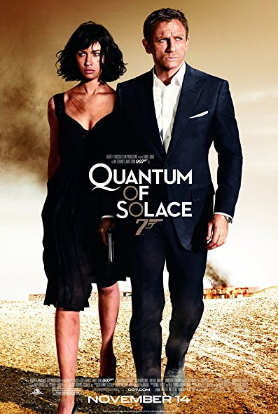 Quantum of Lolace 2008 BluRay 1080p DD5 1 H265-d3g