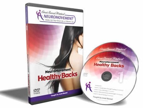 NeuroMovement Healthy Backs (Video)