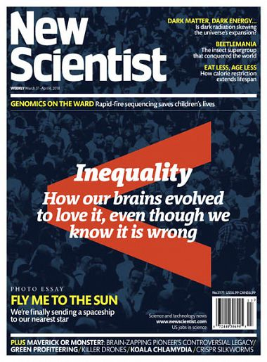 New Scientist – March 31, 2018