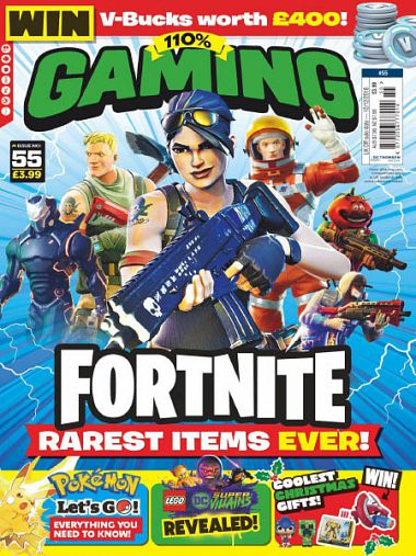 110% Gaming – Issue 55 2018