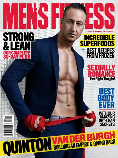Men's Fitness South Africa – March/April 2018