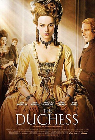 The Duchess 2008 BluRay 10Bit 1080p DD5 1 H265-d3g