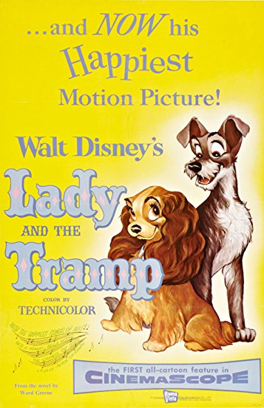 Lady and the Tramp 1955 BDRip Rom Eng-HDT