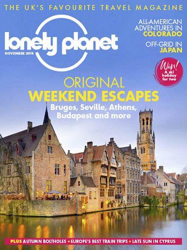 Lonely Planet Traveller UK – November 2018