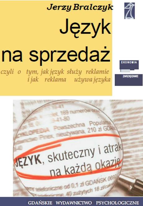 Język na sprzedaż - Bralczyk Jerzy