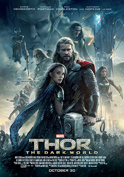 Thor The Dark World 2013 1080P Bluray X264-Sparks
