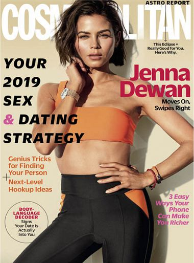 Cosmopolitan USA – January 2019