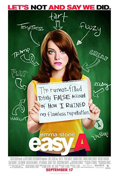 Easy A 2010 BluRay 10Bit 1080p DD5 1 H265-d3g