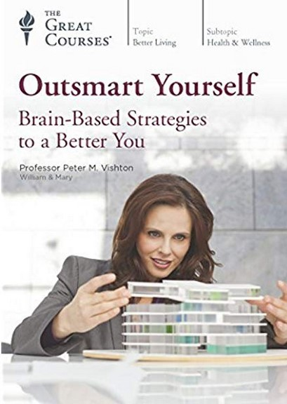 TTC Video - Outsmart Yourself: Brain- Based Strategies to a Better You