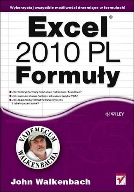 Excel 2010 PL. Formuły  -  John Walkenbach