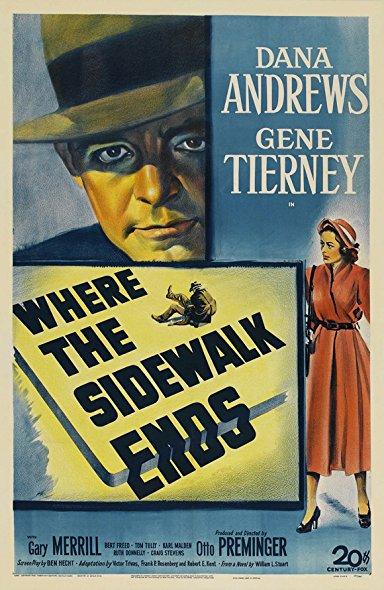 Where the Sidewalk Ends 1950 720p BluRay x264-x0r