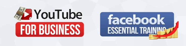 Youtube 4 Business & FB Essential Training