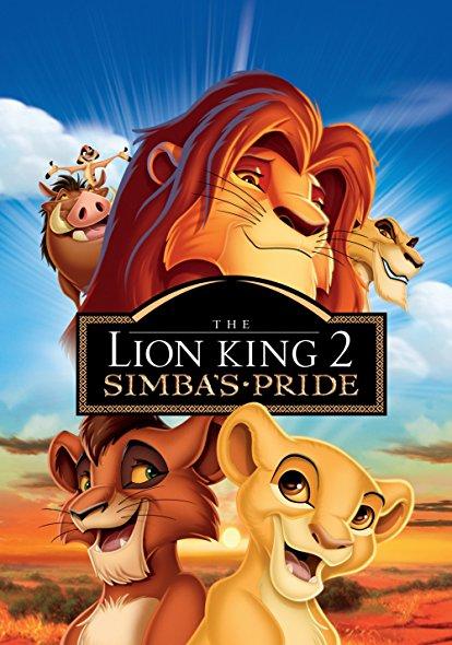The Lion King 2 1998 BluRay 10Bit 1080p DD5 1 H265-d3g