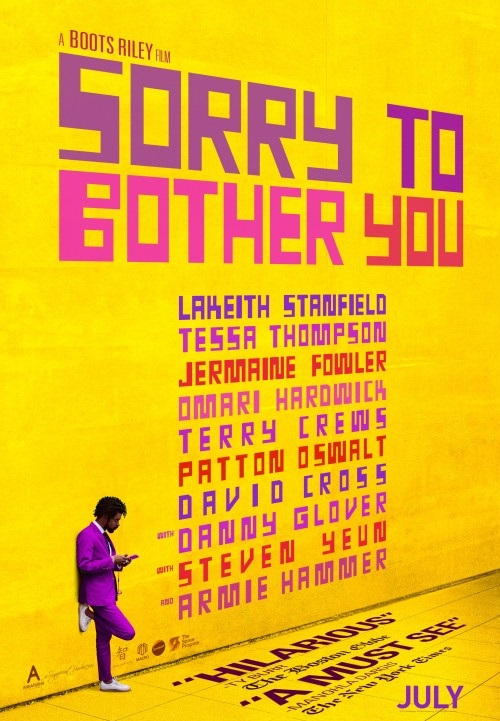 Sorry to Bother You (2018)  PL.SUBBED.BRRip.Xvid-MORS / napisy PL wtopione