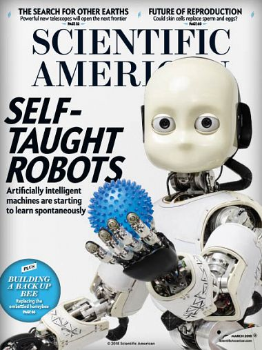 Scientific American – March 2018