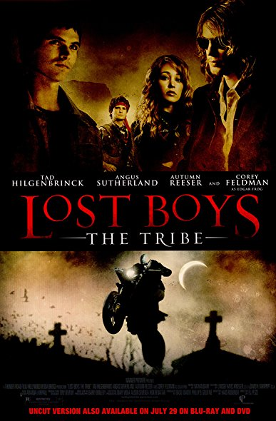 The Lost Boys The Tribe 2008  BluRay 1080p AC-3 H265-d3g