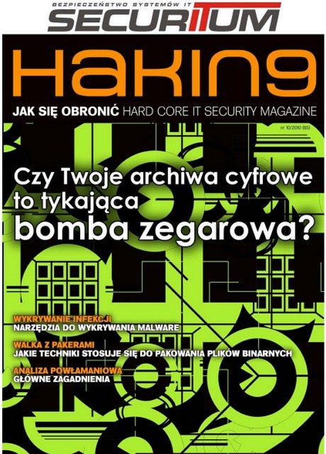 Haking Polska 65 / Hakin9 Polska 65