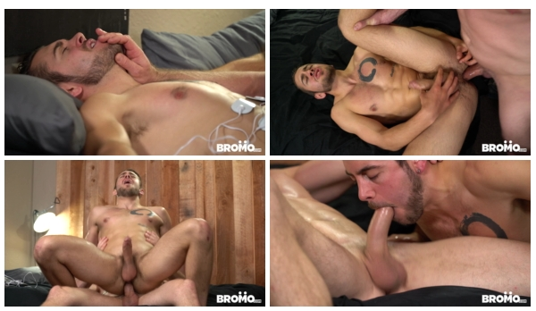 Bromo - Electric Sex Part #4 - Dante Colle & Pierce Paris