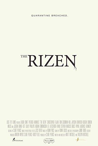 The Rizen 2017 Dvdrip X264-Spooks