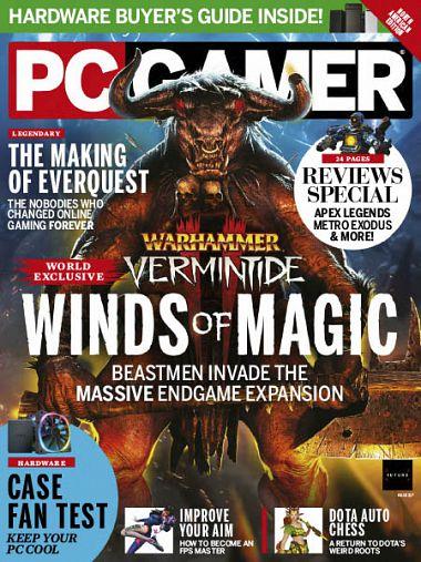 PC Gamer USA – May 2019