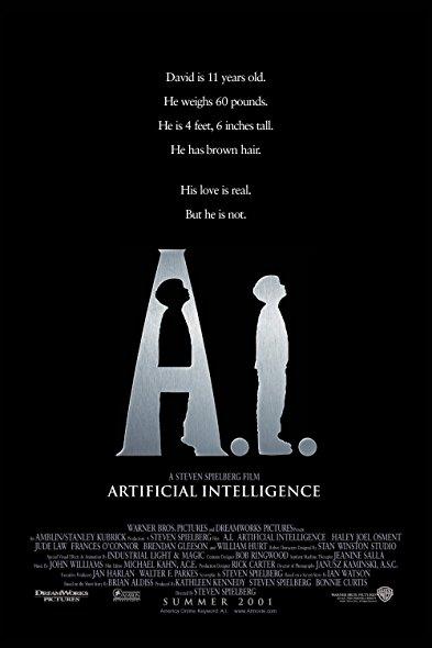 A I Artificial Intelligence 2001 720p BluRay H264 AAC-RARBG