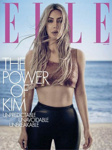 Elle USA – April 2018