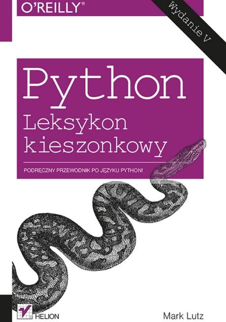 Python - Leksykon kieszonkowy - Wydanie V