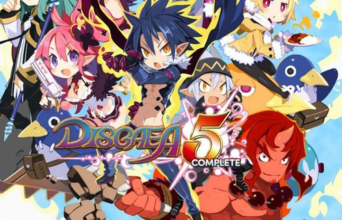 Disgaea 5 Complete - CODEX