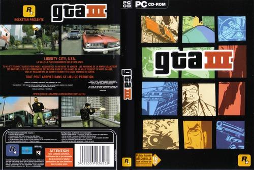 Grand Theft Auto 3 (2002) / GTA  3 (2002) - Play-It  / Polska Wersja Językowa