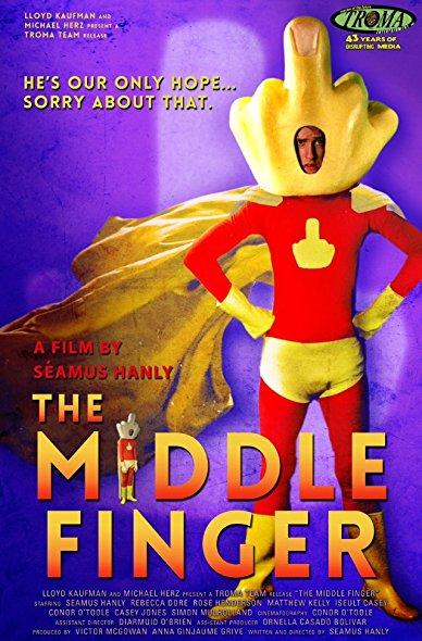 The Middle Finger 2016 BluRay 10Bit 1080p DD5 1 H265-d3g