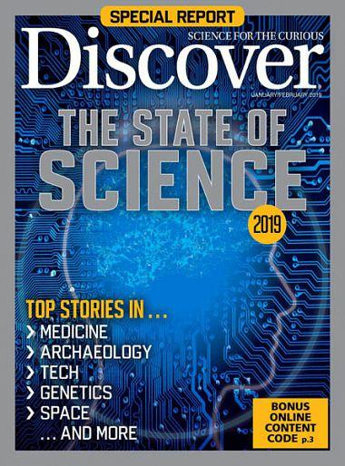 Discover – January/ February 2019