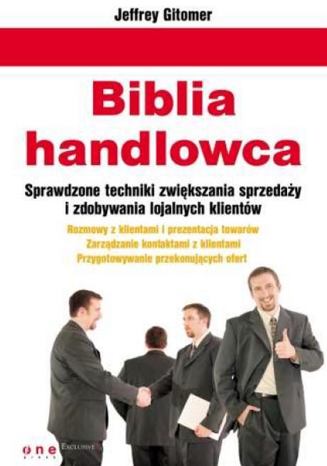 Biblia handlowca - Najbogatsze źródło wiedzy o sprzedaży