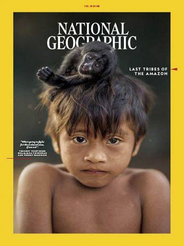 National Geographic USA – October 2018