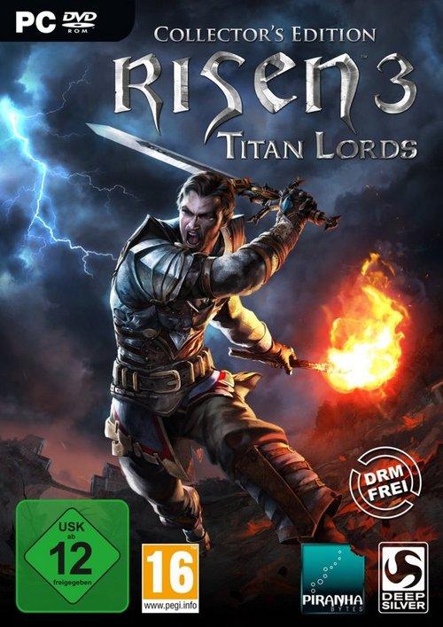 Risen 3: Władcy Tytanów / Risen 3: Titan Lords - Fairlight / Polska Wersja Językowa