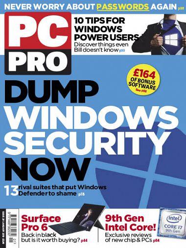 PC Pro – January 2019