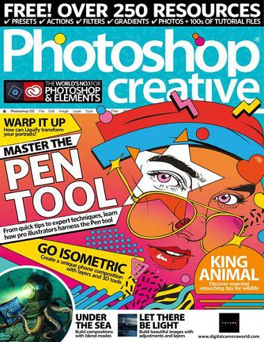 Photoshop Creative – Issue 168 2018