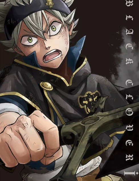 Black Clover - SeriaL  [2017/HD/MP4] Lektor PL