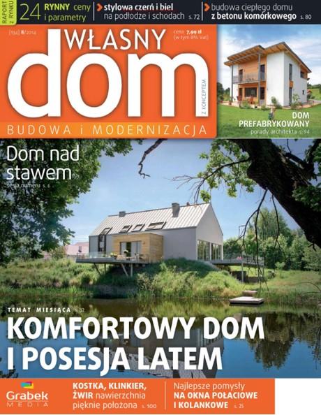 Własny Dom z Konceptem 8/2014