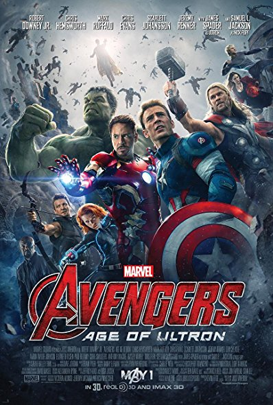 Avengers Age of Ultron 2015 1080p BluRay H264 AAC-RARBG