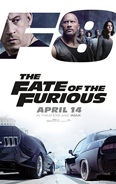 The Fate of the Furious 2017 BRRip XviD MP3-RARBG