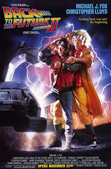 Back To The Future Part 2 1989 720p BluRay x264-AMIABLE