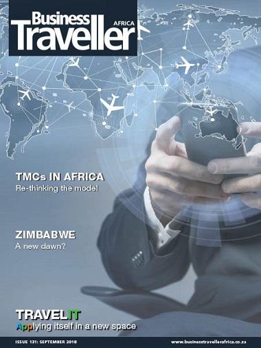 Business Traveller Africa – September 2018