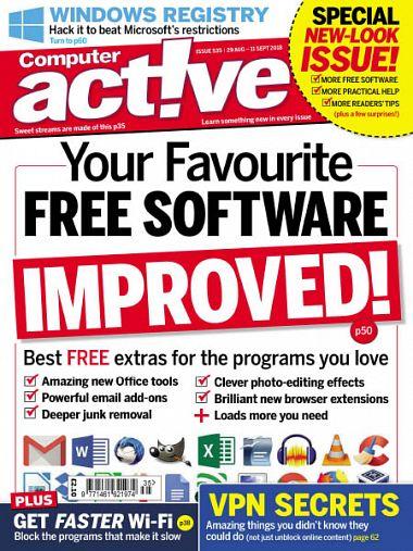 Computeractive UK – 29 August-11 September 2018