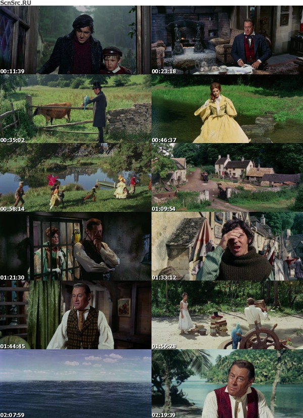 Doctor Dolittle 1967 1080p BluRay X264-AMIABLE
